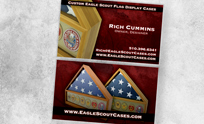 Eagle Scout Cases Business Card