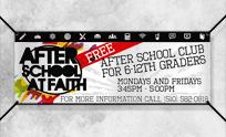 After School Program Banner