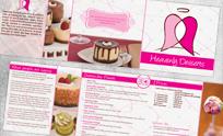 Heavenly Desserts Brochure