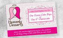 Heavenly Desserts Gift Voucher
