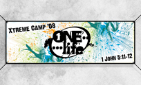 One Life Summer Camp Banner