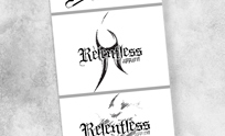 Relentless Apparel Logo Concepts