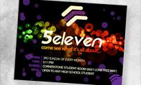 Five11 Postcard & Logo