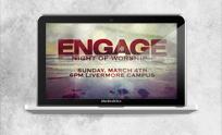 Engage Worship Night Slide