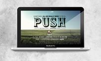 PUSH event slide
