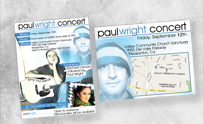Paul Wright Concert
