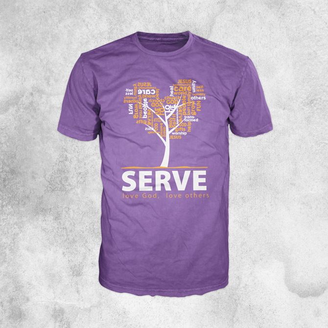 Serve Shirt